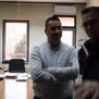 """Трипуновски се снимаше како им """"држи лекции"""" на вработените во подрачната единица во Берово"""