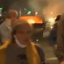 Полицијата ги растерува демонстрантите во Белград со солзавец, тие фрлаат со камења