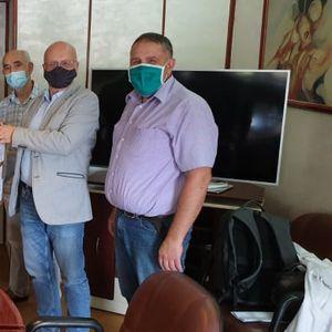 Болницата 8-ми Септември доби донација мобилен ендоскоп со кој може да се земаат и брисеви