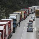 """Временно спират камионите над 12 тона през ГКПП """"Калотина"""""""