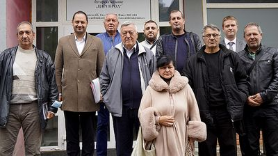 Петър Витанов се срещна с българите в Цариброд и Босилеград. Те алармираха за опасна река, проблеми с паспортите и образованието