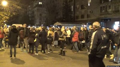 Beograd: Novi protest stanara donjeg Dorćola zbog izmeštanja trolejbusa