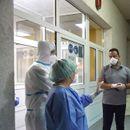 U Nikšiću otvoreni dodatni bolnički kapaciteti za oboljele od COVID-a 19