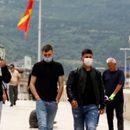 Регистрирани 390 прекршоци за неносење заштитна маска