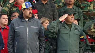 Средба на министрите за одбрана на Русија и на Венецуела