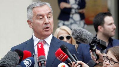 Đukanović odbio da potpiše predloge o smjeni čelnika Vojske Crne Gore