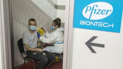 Od četvrtka vakcinacija u beogradskom tržnom centru Ušće