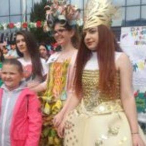 Настан во чест на 21 март на градскиот плоштад во Гостивар