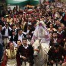 46-та Галичка свадба – Марина и Огнен се венчаа во духот на вековните традиции