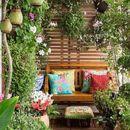 Додајте живот на балконот со помош на овие прекрасни идеи