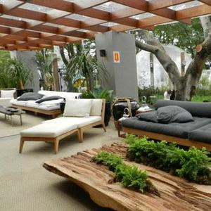 Пергола – обоена соба без ѕидови и покрив