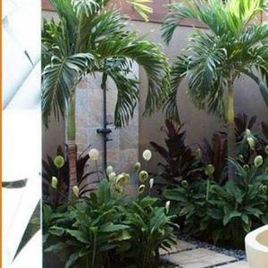 Дваесет инспиративни идеи за внатрешни градини (Фото)