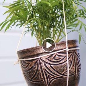 Едноставен трик: Како сами да направите висечка кошница