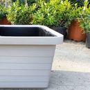 Прекрасни саксии со голем обем, со систем за само наводнување за одгледување билки, цвеќиња и зеленчуци, погодни за тераси, балкони и градини