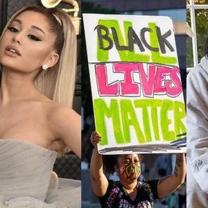 Го кренаа гласот против расизмот: Тејлор, Ариана и Били помеѓу најгласните