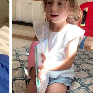 Преслатко видео: 6 - годишно девојче го смее до солзи својот 5 години помал брат