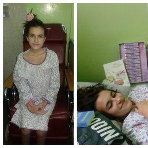 Ќерка ми лежеше неподвижна 51 ден: Лидија Таковска за борбата со болеста на ќерката Марија