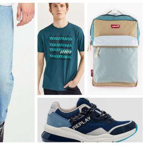 Трендовски комбинации за викенд шопинг за урбаните момци
