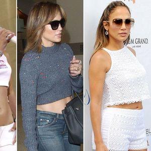 Ги следи со децении: 17 стилски правила по кои се води Џенифер Лопез