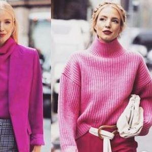 Комбо на денот: Во среда носиме розово