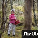 When my husband died, mushroom foraging helped me out of the dark