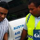 Nauruan government alleges 'reprehensible' interference in Nauru 19 case