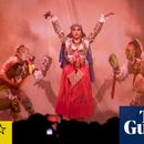 FKA Twigs review – opulence, sex and worship in hyper-theatrical show