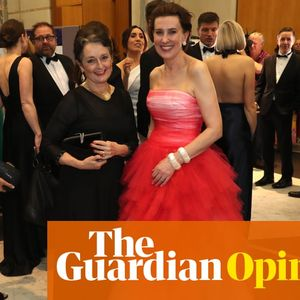 Virginia Trioli sees red over News Corp's Midwinter Ball gown beat-up | Weekly Beast