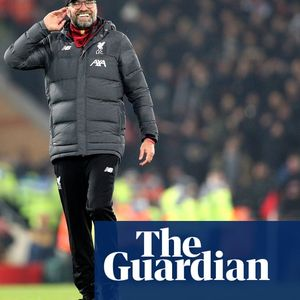 Unheard-of achievement beckons as Liverpool begin their victory parade   Barney Ronay