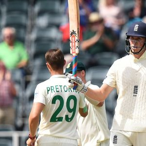 England falter against South Africa after Crawley and Sibley's stand