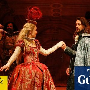 Shakespeare in Love review – a merry romp and a sumptuous feast for the eye