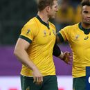 Sombre swansong for Wallabies greats after Rugby World Cup loss to England