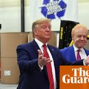 Morrison visits an Australian box factory in Ohio – and the Trump crowd goes wild | Katharine Murphy