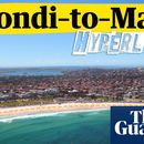 Bondi-to-Manly hyperlapse: Sydney's spectacular harbour walk – video