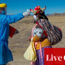 Coronavirus live news: Bolivia president tests positive amid record rise in South Africa cases