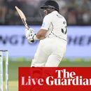 Australia v New Zealand: first Test, day three –live!
