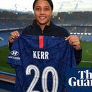 Chelsea Women pull off major coup in signing Australia striker Sam Kerr