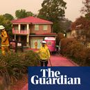 South Turramurra: Sydney suburb in the pink after surviving bushfire emergency