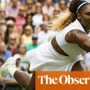So, guys, you reckon you could take a point off Serena Williams? | Alex Clark