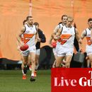Sportwatch: Tigers v Giants, Roosters v Cowboys, and more - live!