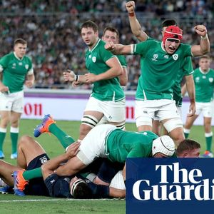 Ireland earn bonus point after powering past Scotland with physical display