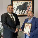 Проф. д-р Ара Капрелян с най-високо отличие за принос в развитието на българо-арменските отношения