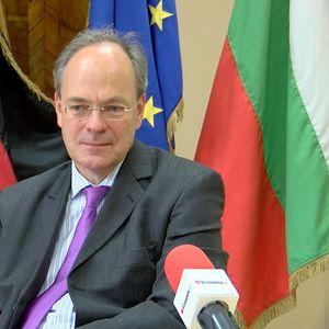 Н. Пр. Кристоф Айххорн: Немските фирми и банки все повече осъзнават потенциала на ИТ сектора в България