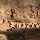 Идиоти заличиха уникални рисунки в Магурата (СНИМКА)