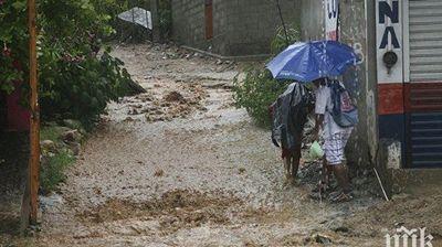 240 000 във Франция са без ток след проливни дъждове и силен вятър