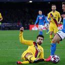 """Има възможност реваншът между Барселона и Наполи в Шампионска лига да не е на """"Камп Ноу"""""""