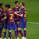 Барселона отново мина между капките и продължава напред в Купата на Краля