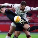 Рома удари лошо Аякс в края и се взира в 1/2-финалите на Лига Европа