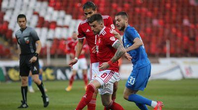 Гол от засада не стигна на ЦСКА да бие Арда в Първа лига