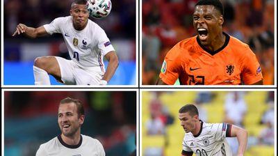 Провалът на голмайсторите и възходът на уинг-бековете на Евро 2020